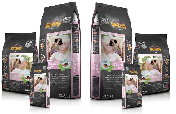 مقایسه انواع بسته بندی غذا سگ