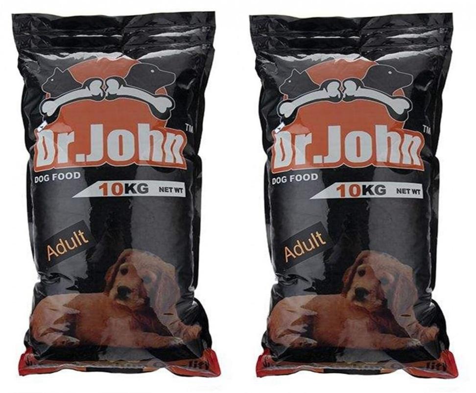 فروشنده غذا سگ عمده در بسته بندی بزرگ