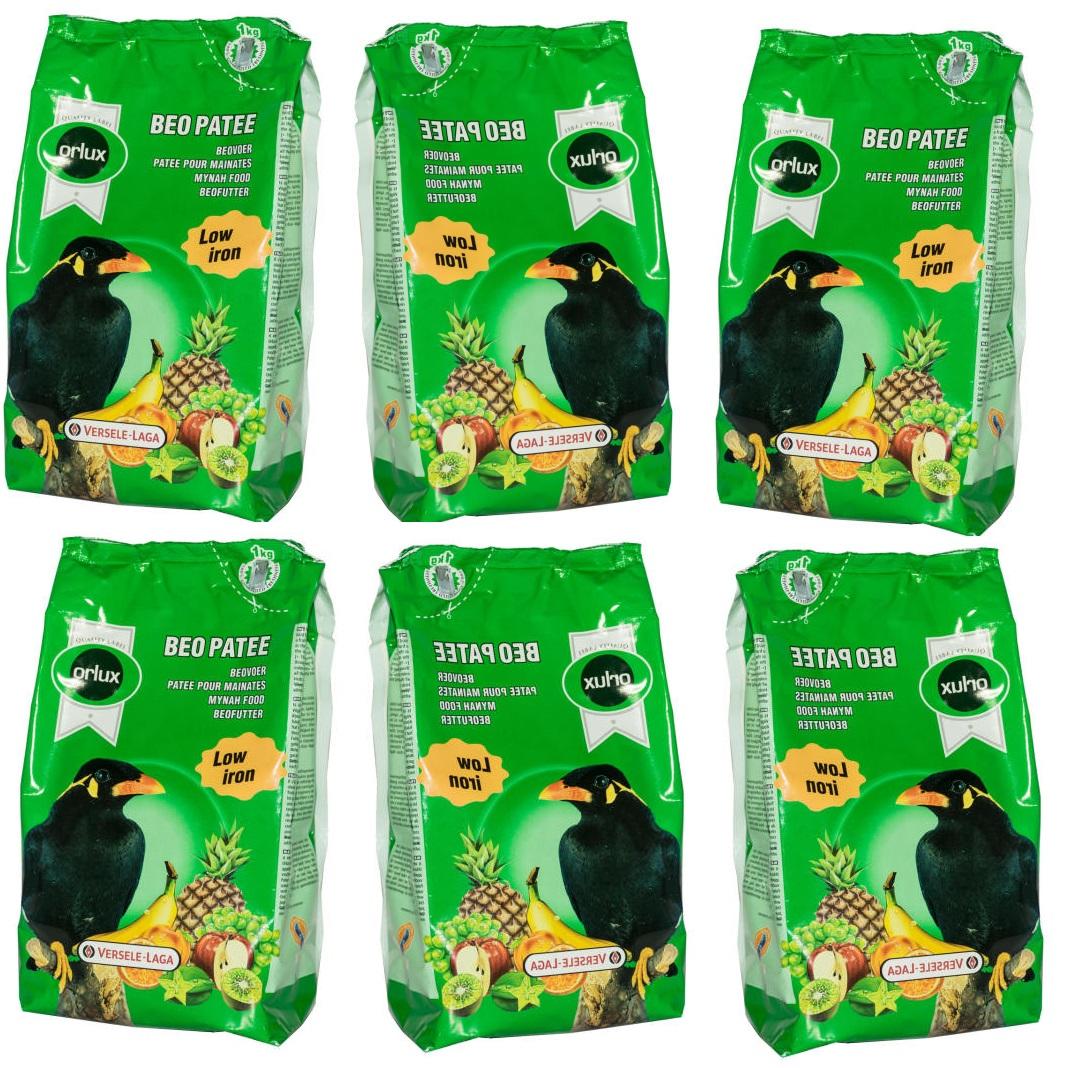فروش بهترین خوراک پرنده برای مرغ مینا