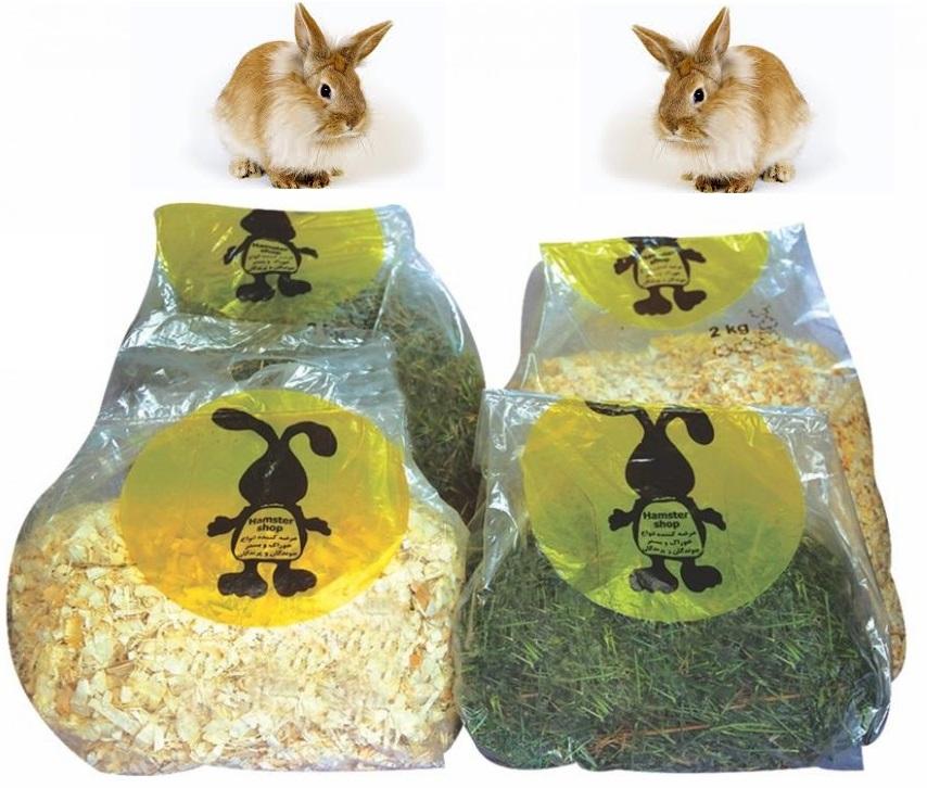 قیمت عمده غذا خرگوش خانگی