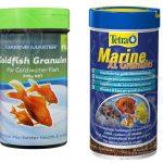 تفاوت غذا ماهی آب شیرین و شور چیست؟