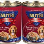 نمایندگی فروش غذا سگ ایرانی نوتری