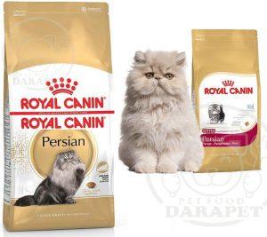 برند برتر خوراک گربه پرشین در ایران