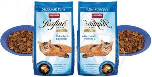 پخش غذای خشک گربه بالغ مغزدار رافینه