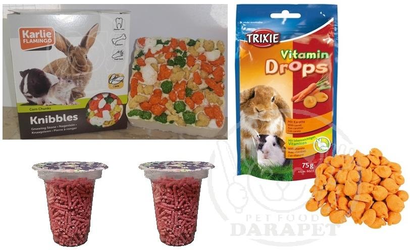 تفاوتهای غذای مخصوص جوندگان مختلف