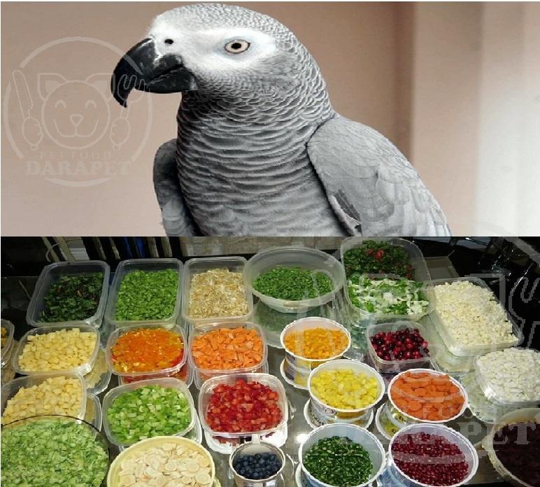جدول ترکیبات خوراک پرنده کاسکو