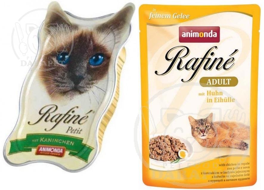 مقایسه محتوای غذای خشک و تر گربه