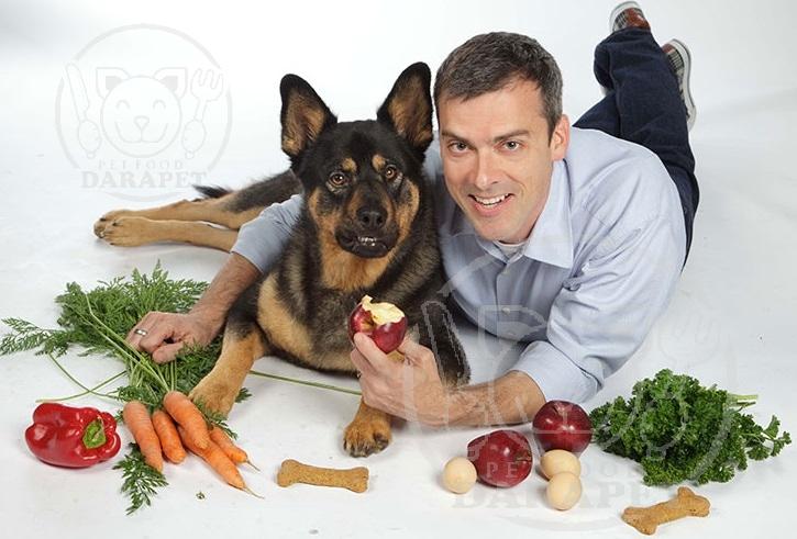 رژیم غذایی مناسب سگ ژرمن