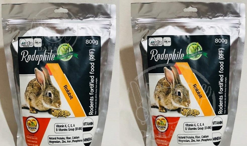 قیمت روز غذا خرگوش پلت در نمایندگی