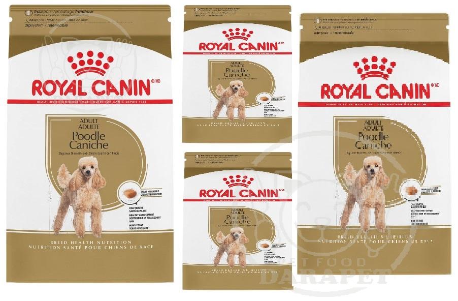 فروش همه نوع خوراک سگ پاکوتاه قیمت مناسب