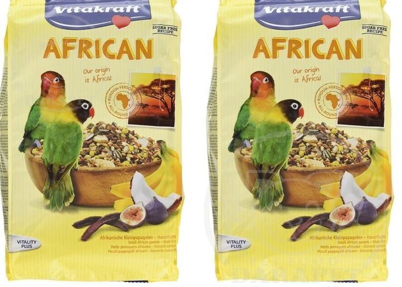 فروش غذای پرنده کوتوله برزیلی سوپر پرمیوم