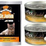 فروشندگان اصلی خوراک گربه خارجی