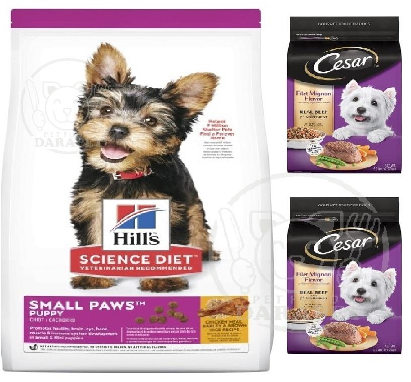 شرایط نگهداری خوراک سگ خارجی