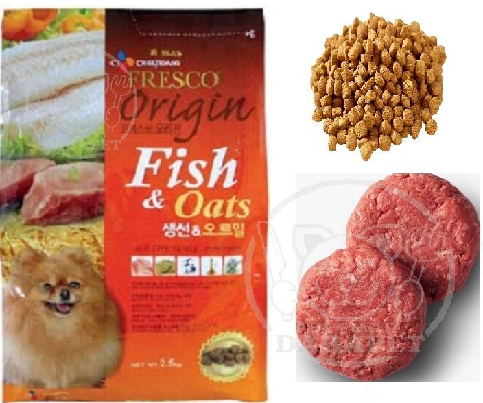 نحوه انتخاب غذای سگ اشپیتز