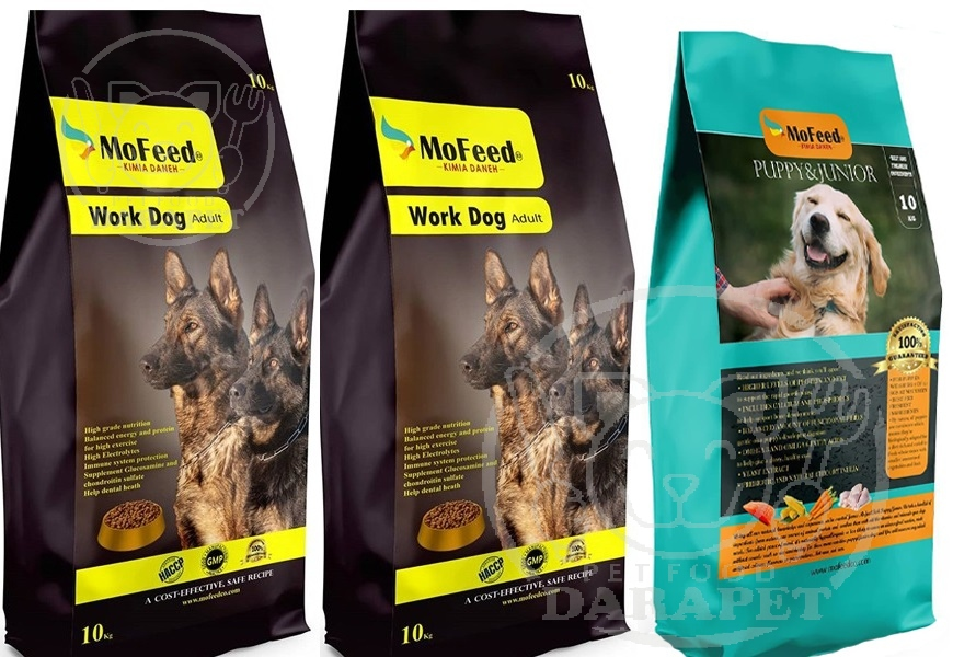 فروشنده بهترین غذای خشک سگ