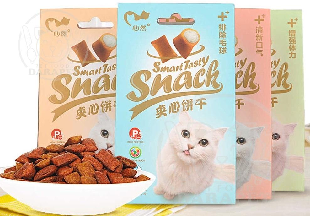 پخش عمده غذای تشویقی گربه