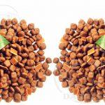 واردات خوراک خشک سگ