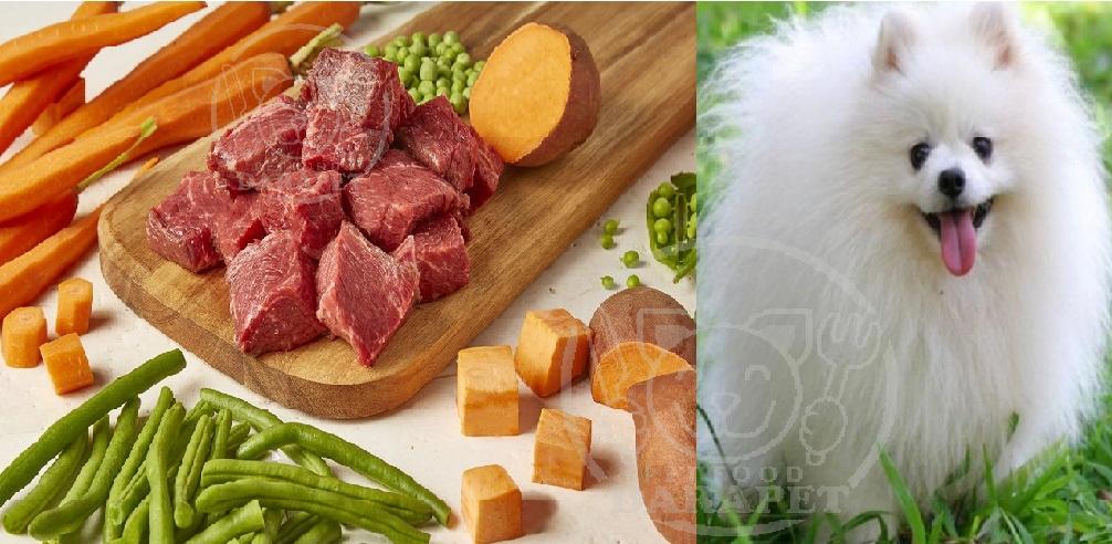 غذای سگ اشپیتز چه ویتامین هایی دارد؟