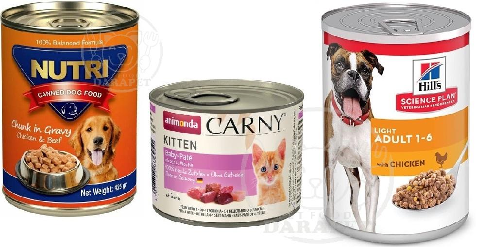 آیا غذای حیوانات خانگی نیز تاریخ انقضا دارد؟
