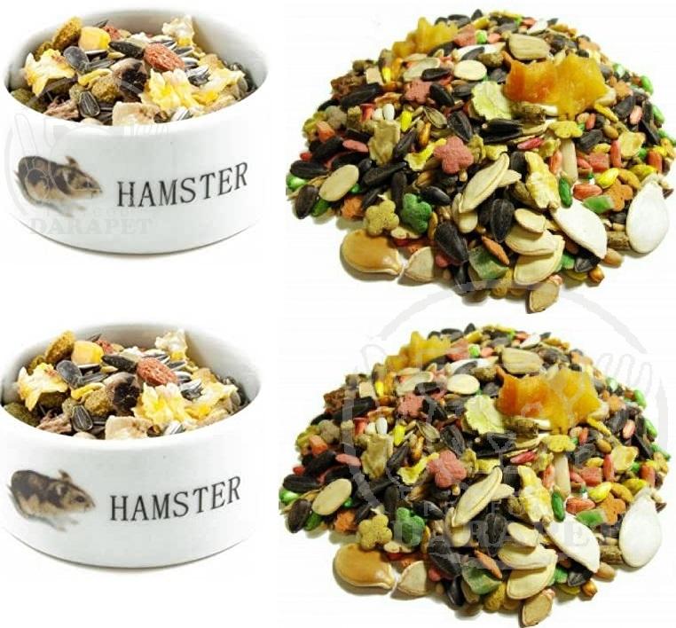 نحوه خرید خوراک همستر خانگی