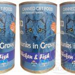 فروشنده اصلی کنسرو ماهی گربه