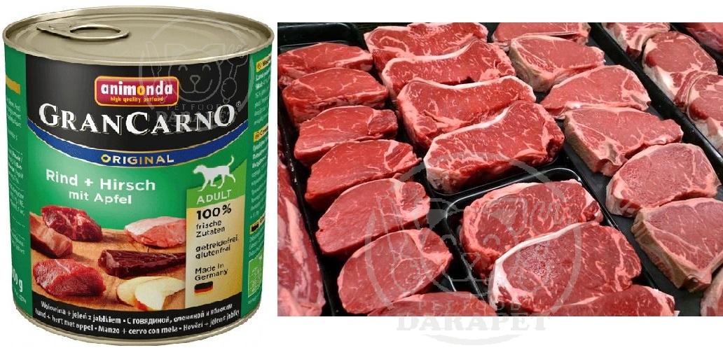 اطلاعاتی درباره کیفیت کنسرو گوشت سگ