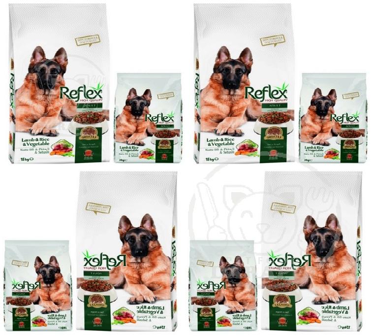 خرید انواع خوراک سگ ژرمن