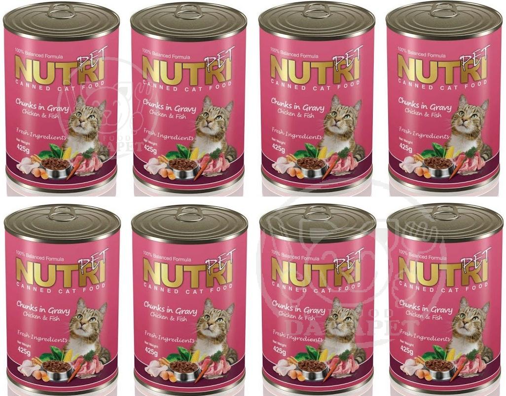 توزیع کنسرو گربه ایرانی باکیفیت