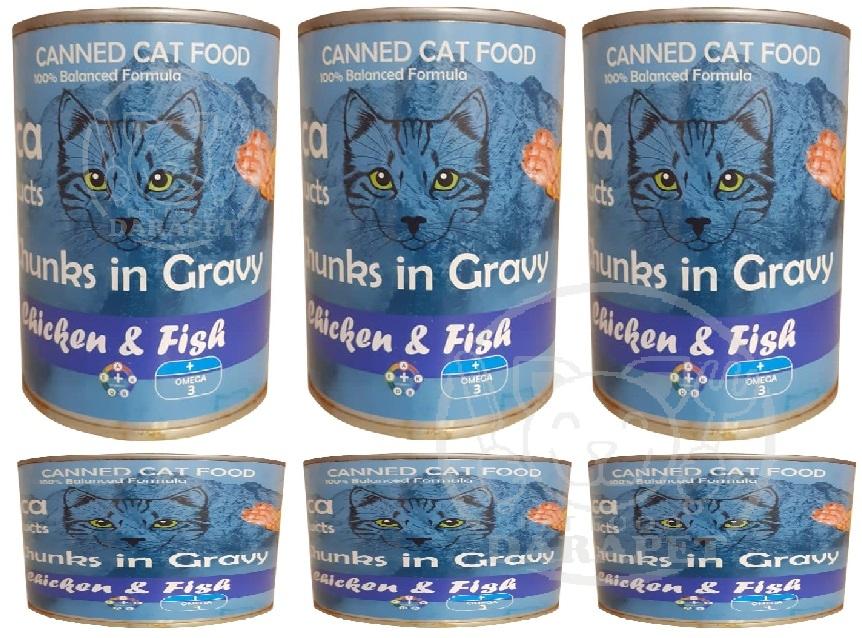 خرید کنسرو ماهی گربه بدون واسطه