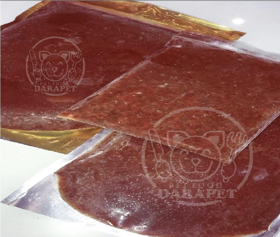 سفارش تولید غذای منجمد ماهی