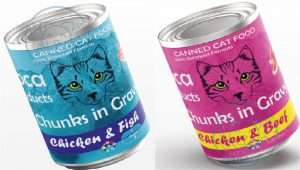 قیمت جدید کنسرو گربه ایرانی در سال 99
