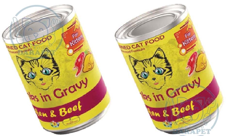 صادرات عمده کنسرو بچه گربه به عراق