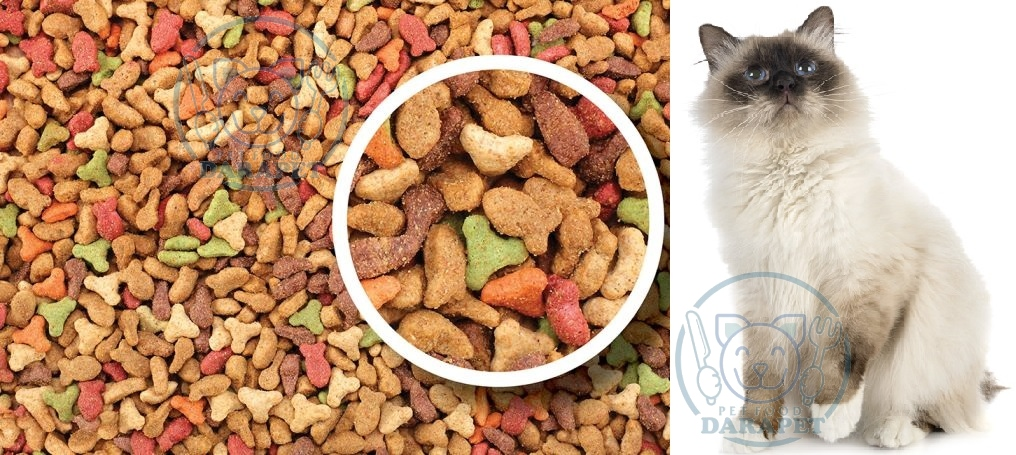 روش تولید غذا خشک گربه