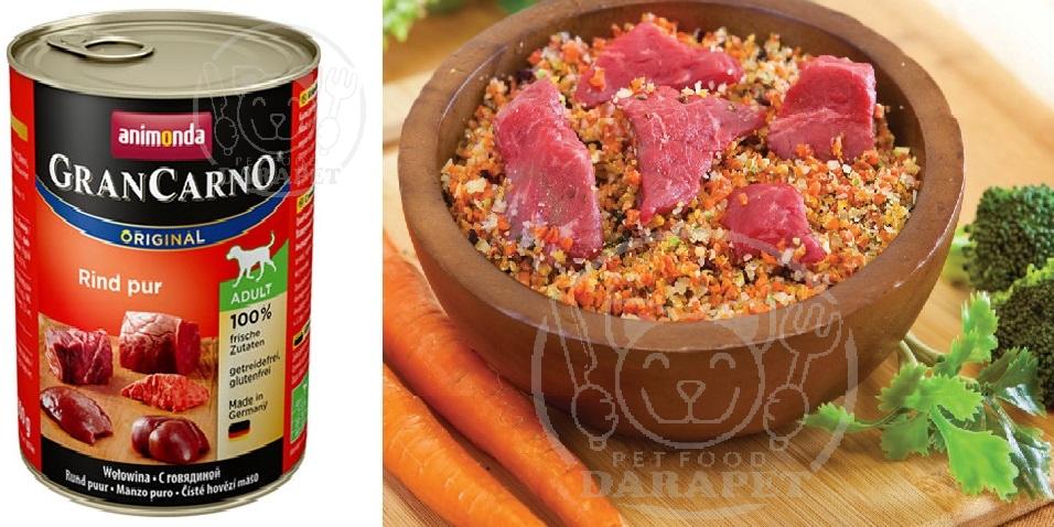 مقایسه غذای خانگی با غذای کنسروی سگ