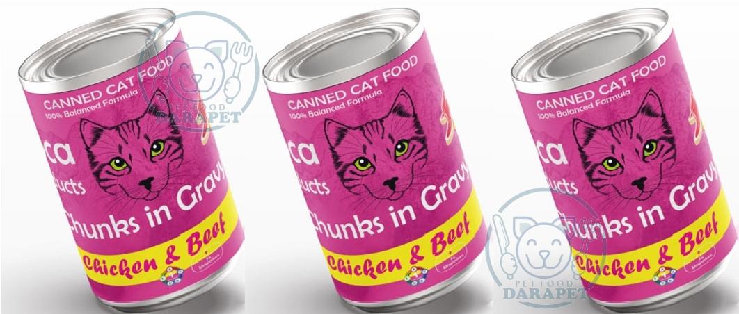 صادر کننده خوراک سالم گربه