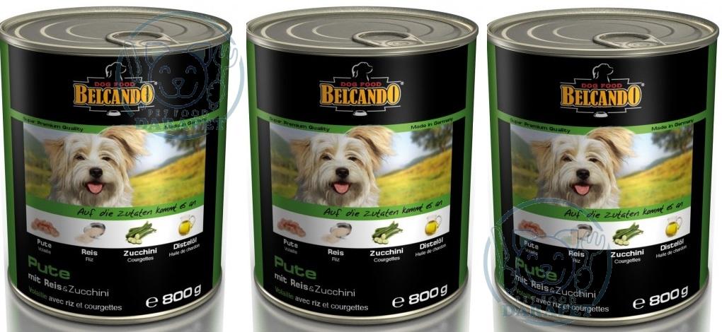 خرید کنسرو بوقلمون سگ با قیمت استثنایی