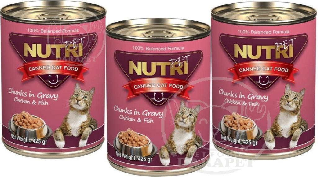 بازار فروش خوراک سالم گربه