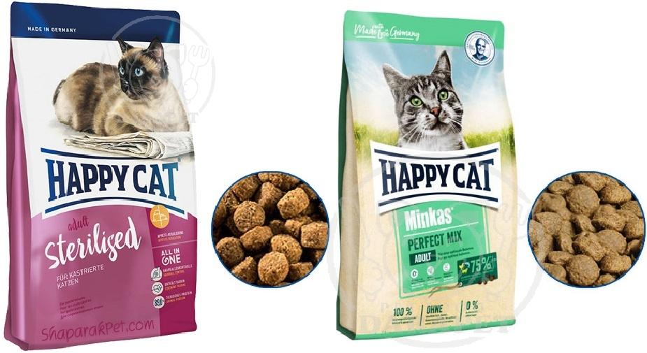 علت محبوبیت غذای خشک گربه خارجی