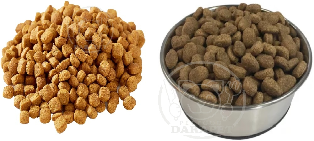 ارزش غذایی انواع غذای خشک سگ ایرانی