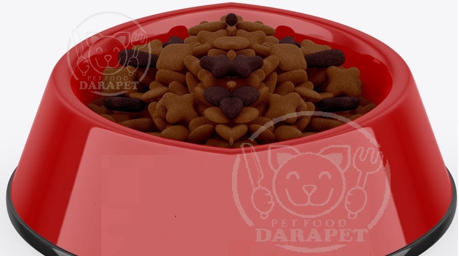 ارائه دهنده غذای خشک سگ
