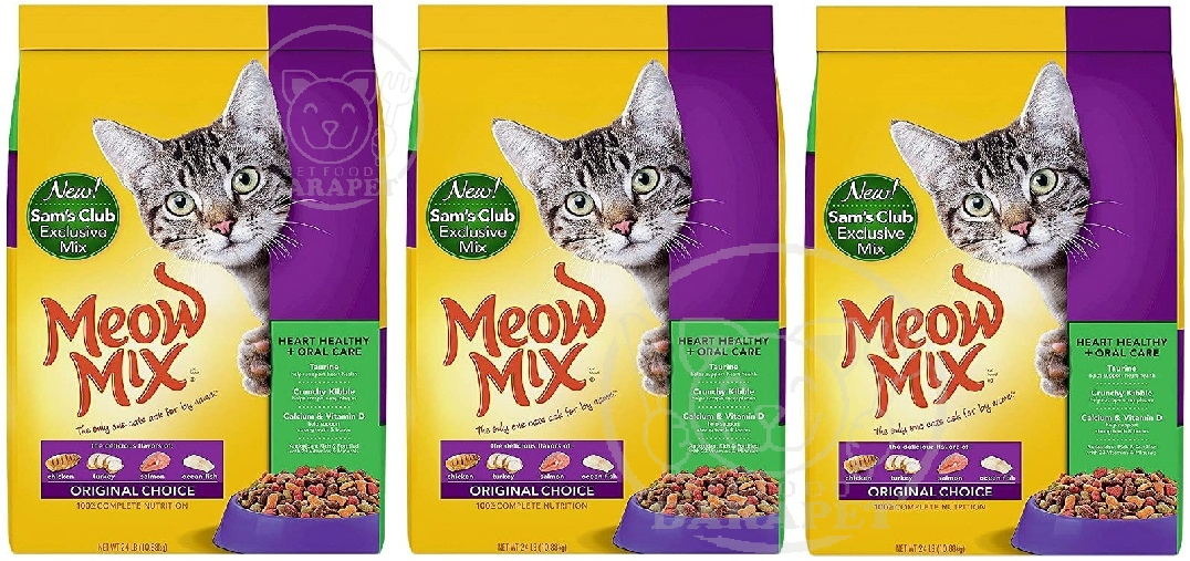 عرضه مستقیم غذای خشک گربه خارجی
