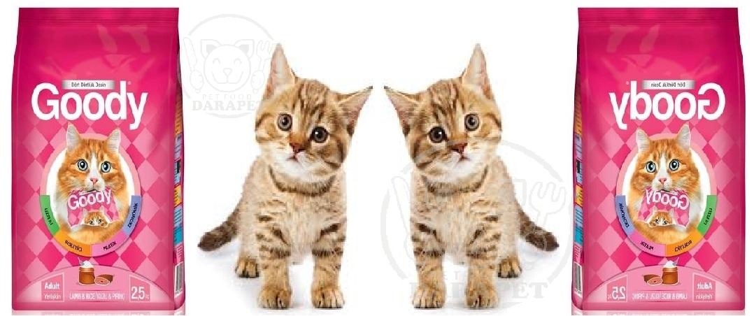 پخش مستقیم غذا گربه 2.5 کیلوگرمی