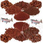 توزیع کنندگان خوراک پرواری ماهی قزل آلا