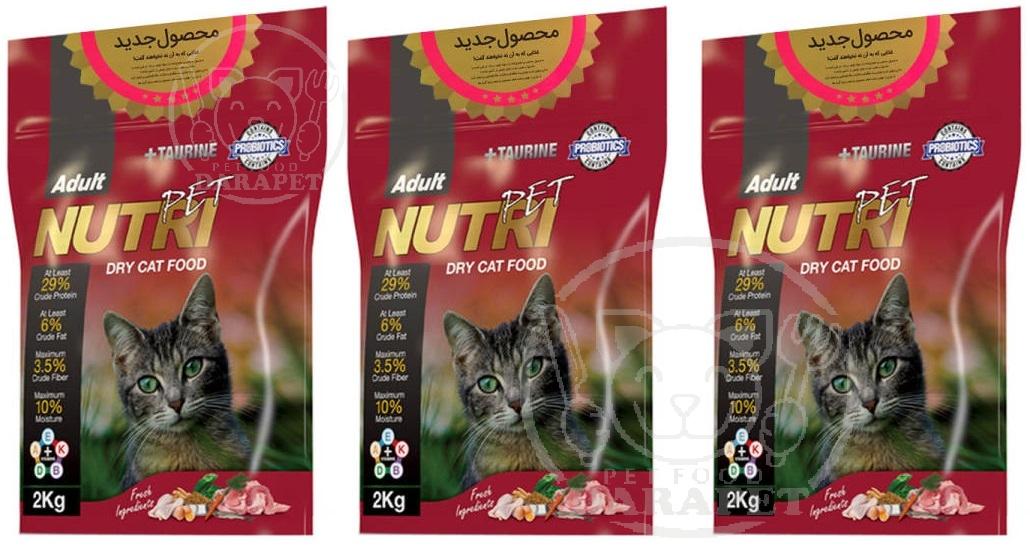 فروشنده اصلی غذای خشک گربه کیلویی