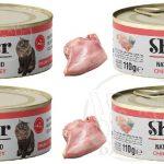 صادرات کنسرو گربه گوشت بوقلمون