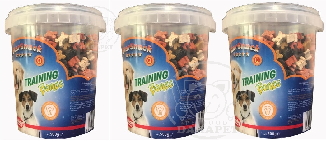 خرید مستقیم تشویقی سگ طرح استخوان