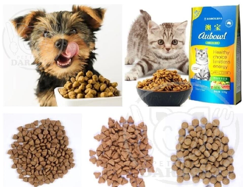 راهنمای انتخاب غذا حیوانات خانگی معمولی