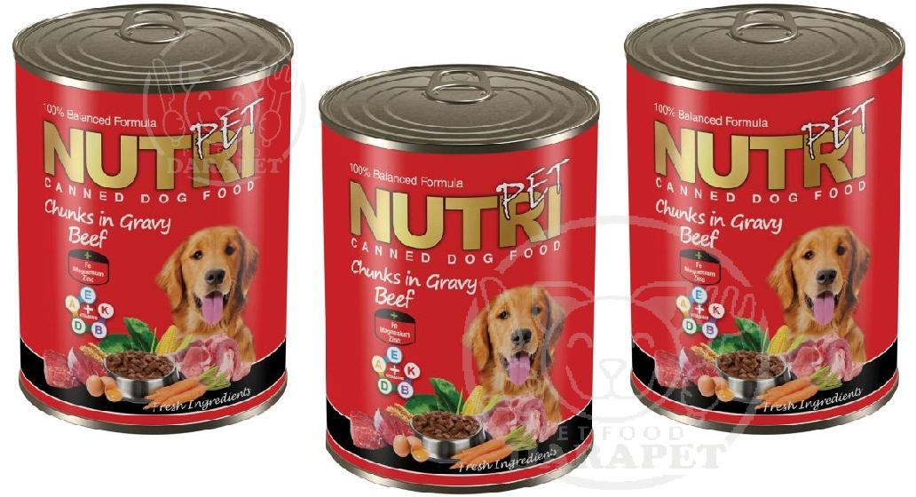 قیمت پخش کنسرو مرطوب سگ