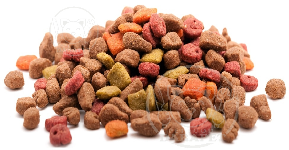 پخش کننده غذا خشک توله سگ