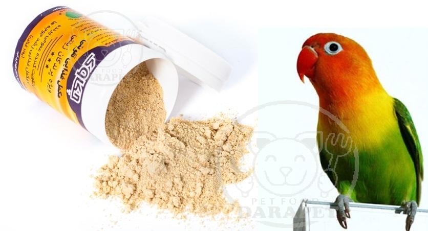 بررسی ارزش غذایی غذا مکمل پرندگان